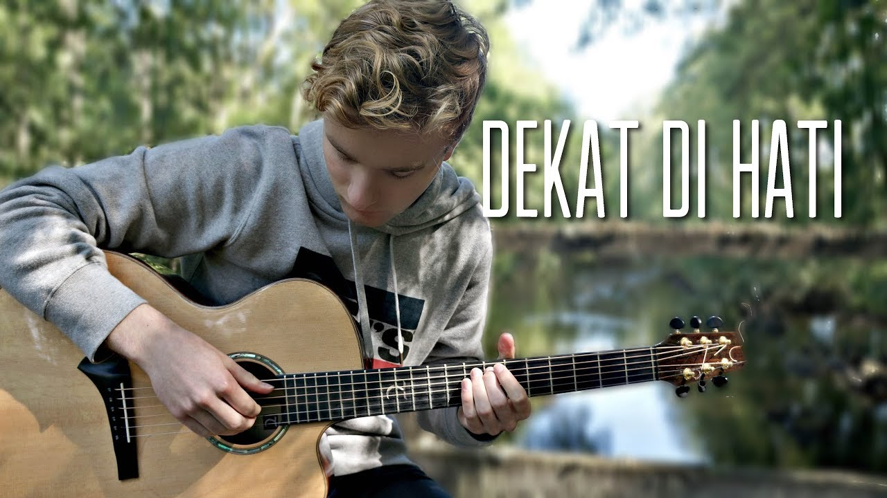 Ran - Dekat di Hati (Acoustic Karaoke Version) - YouTube