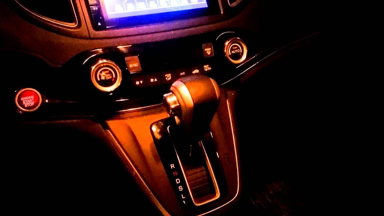 Honda CRV TOURING - Vibration after fix