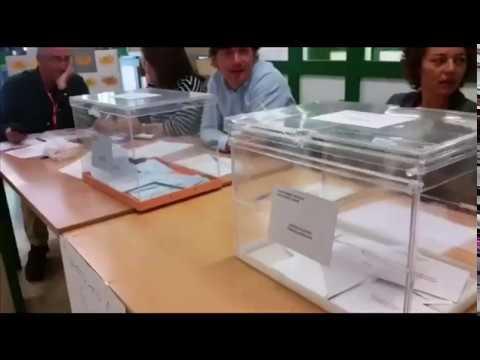 Galicia volve ás urnas menos dun mes despois