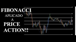 Retroceso de Fibonacci aplicado a Price Action! FOREX TRADING