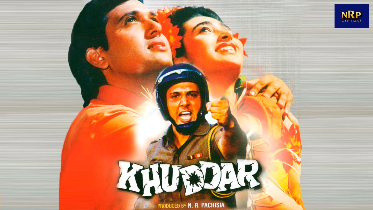 Khuddar Movie (1994) Full Movie Lenght | Starring Govinda, Karishma Kapoor, Kader Khan