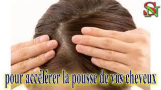 Utilisez l'œuf pour accélérer la pousse de vos cheveux