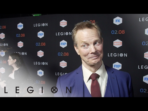 Bill Irwin  – Legion on the Red Carpet