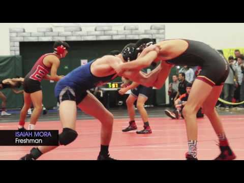 Wrestling: San Marino High School Post Season 2015