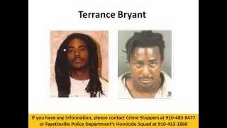 Cold Case Files- Terrance Bryant