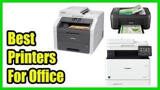 ▶️10 Best Printer For Office 2018