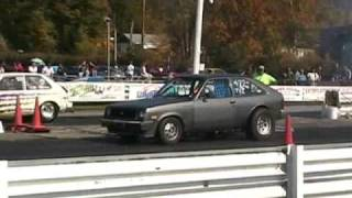 Low 9 second Chevette