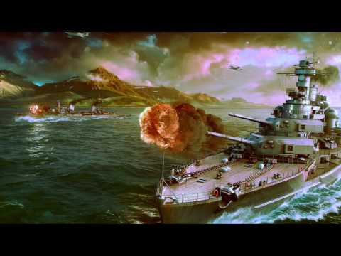 World of Warships OST 204 - Yokosuka Port part 1