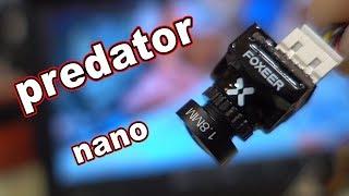 YouTube動画:Foxeer Predator Nano FPV Camera Review 📺