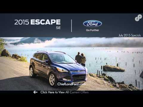 Plattner's Chiefland Ford July Offers SPS