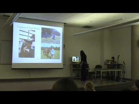 Jessie Howard of NRCS: Second Lecture of Spring Series