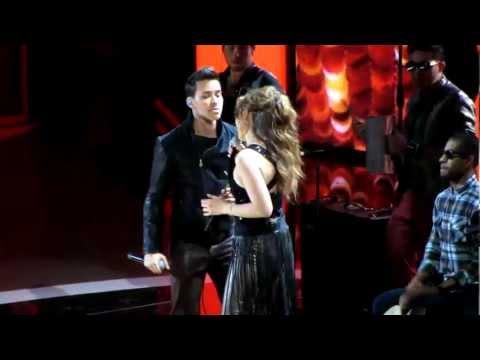 Thalia & Prince Royce - Te Perdiste Mi...