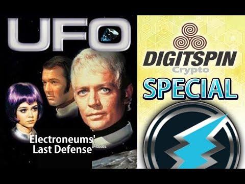 $ETN #Electroneum Crypto Meme Parody based on UFO TV Series 60's