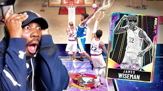 GALAXY OPAL JAMES WISEMAN IS A GLITCH! (Rookie NEXT) NBA 2K20 MyTeam Pack Opening Gameplay Ep 10
