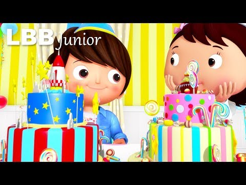 Birthday Cake Song | Original Songs | By LBB Junior