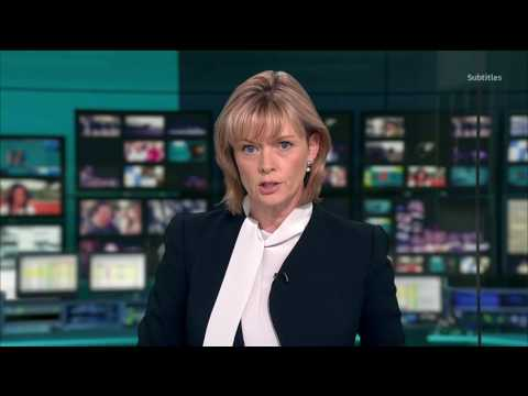 ITV News Special: Westminster Shooting Incident (Opening) - 22nd March 2017