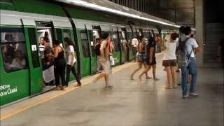 Metrô de Fortaleza Estação Benfica Subway Fortaleza city
