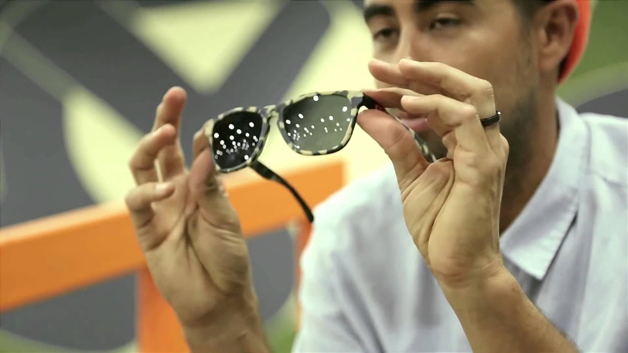 ea5f0222f36 Oakley Eric Koston Signature Series Frogskins LX - YouTube