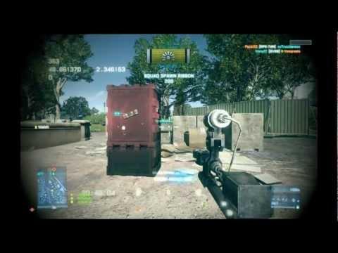 BF3 Tutorial: EOD Bot mit C4 deutsch Kills (Battlefield 3)
