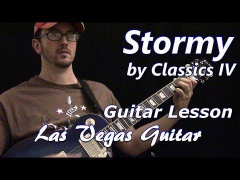 Spooky Guitar Lesson | Doovi