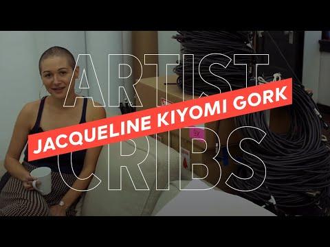 Artist Cribs: Jacqueline Kiyomi Gordon's World of Electronics | SFMOMA Shorts