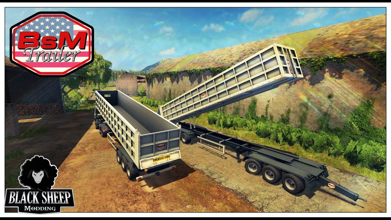 6294 2009 freightliner columbia cl120064st furthermore Wilson Gravity Grain Trailers Fs 15 also Dodge Ram Work Truck likewise Small fuel oil tank transportation trailer together with Watch. on semi truck dump trailers