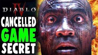 DIABLO 4:  The Hidden Truth of Diablo 4's Original Cancelled Game