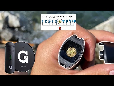 UNBOXING THE GPEN DASH -$70 DRY HERB VAPE