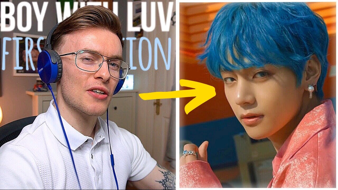 First Time Hearing: BTS - Boy With Luv | REACTION!
