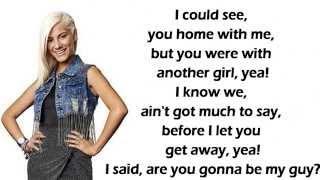 jax are you gonna be my girl lyrics american idol top 6 recordings