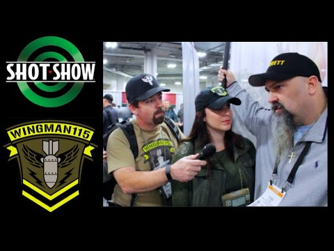 Gold Rush Todd Hoffman Interview Shot Show 2017