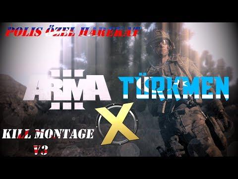 Arma 3 Xgaming Life [P.Ö.H.] Türkmen Kill Montage 3