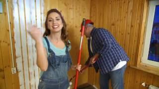 видео Реставрация деревянных дверей: покраска, обшивка и покрытие лаком