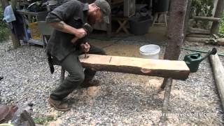 Making A Bow Bench