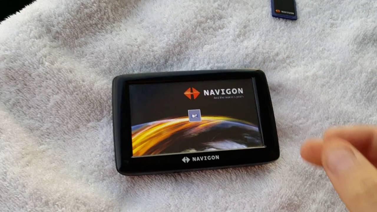 navigon mapa srbije Navigon Canada 310 Upgrade Navigon 7210SD Europa Karte Neu   YouTube navigon mapa srbije