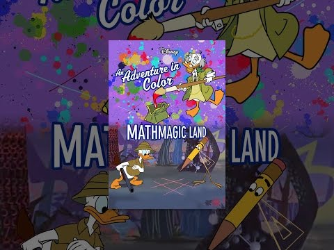 An Adventure In Color – Mathmagic Land