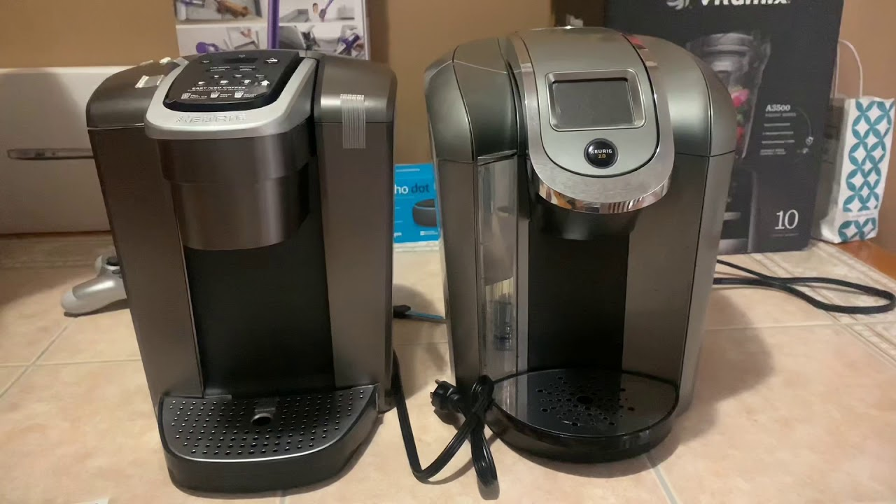 Keurig K Elite Unboxing