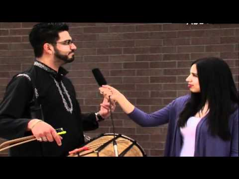 Close Look TV Show- An Interview with Very Talented-Deep Sahni (Insane Dholi)-www.closelook.ca