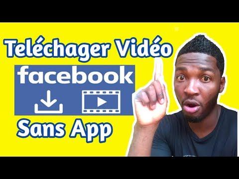 Men koman pou telechaje video sou face book san app- comment telecharger video  sur Facebook  sans a