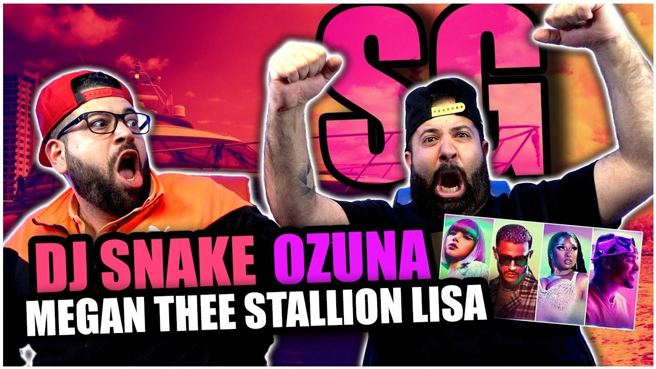 Download LOOK AT OUR LISA!! DJ Snake, Ozuna, Megan Thee Stallion, LISA of BLACKPINK - SG *REACTION!!