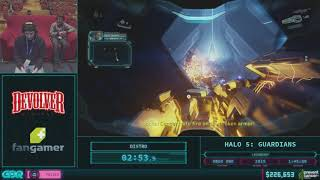 Halo 5: Guardians by Distro in 1:41:22 - AGDQ 2018 - Part 35