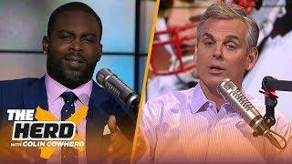 Michael Vick and Colin break down NFL Championship Sunday, talks Tom Brady