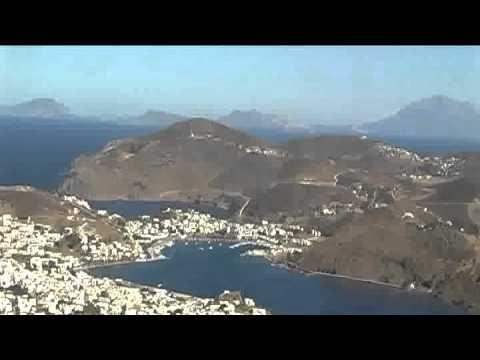 Cruise around the Dodecanese islands 2012
