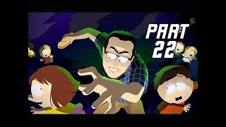 South Park The Fractured But Whole Walkthrough Part 22 - Jared Subway Boss (Let's Play Commentary)