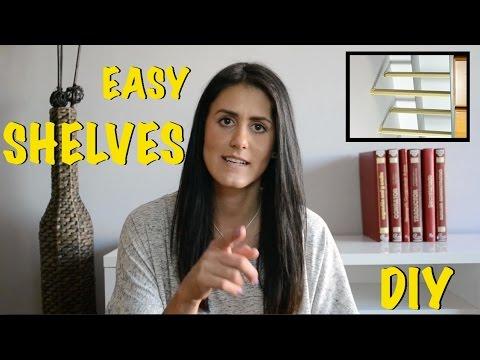 EASY SHELVES PROJECT | FRESH DIY
