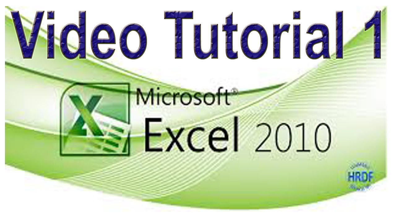 Microsoft excel 2010 tutorial video gallery any tutorial examples excel 2010 tutorial for beginners 1 overview microsoft excel excel 2010 tutorial for beginners 1 overview baditri Gallery