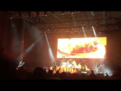 Helloween - Starlight / Ride The Sky / Judas / Heavy Metal (Is The Law) - Bogotá 25.10.17
