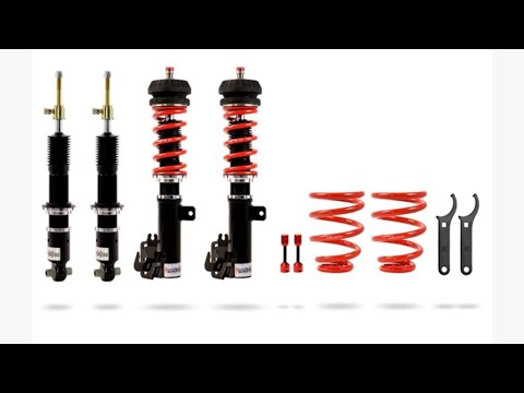 Pontiac G8 Pedders Extreme XA Coilover review