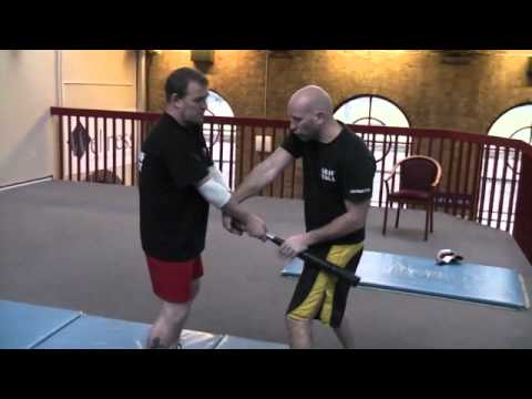 Baseball Bat Defences : Ricky Manetta : Mma Krav Maga