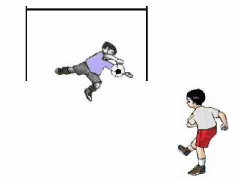 Model Latihan Kecepatan Reaksi Kiper Futsal 9 Youtube